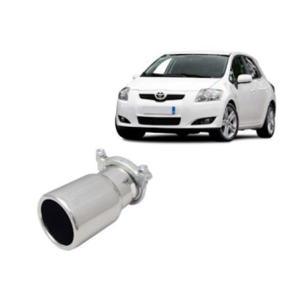Uitlaatsierstuk Toyota Auris Benzine 1.4, 1.6 model en 1.4 Diesel model.