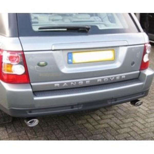 Uitlaatsierstuk Range Rover Sport Diesel 2005-2009.