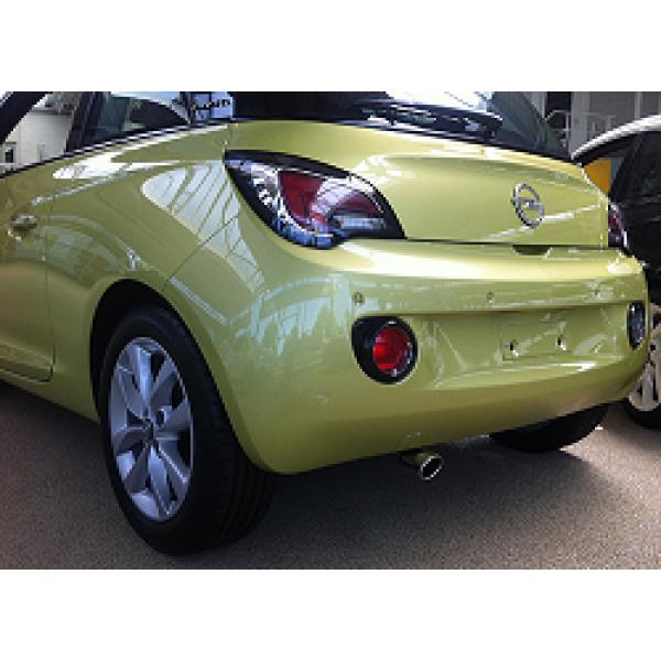 Uitlaatsierstuk Opel Adam enkel sierstuk.