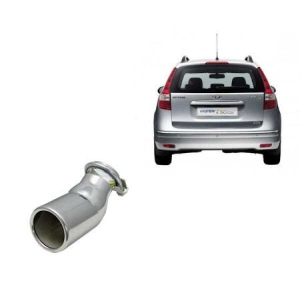 Uitlaatsierstuk Hyundai i30 1.6 CRDI.