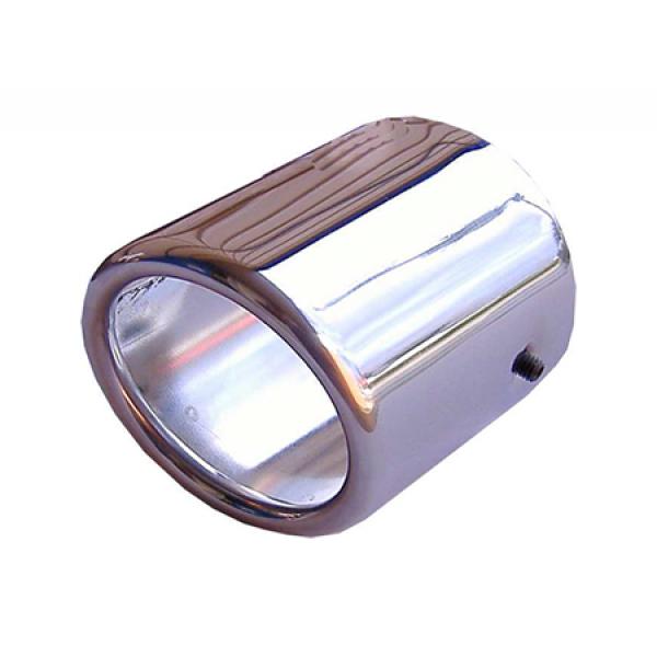 Uitlaatsierstuk bmw e46 benzine/diesel enkel sierstuk.