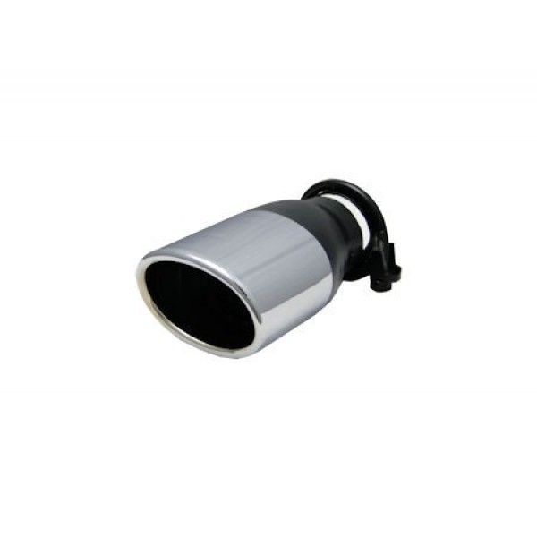 Uitlaatsierstuk Ovaal 70x90mm Passend 45-52mm.